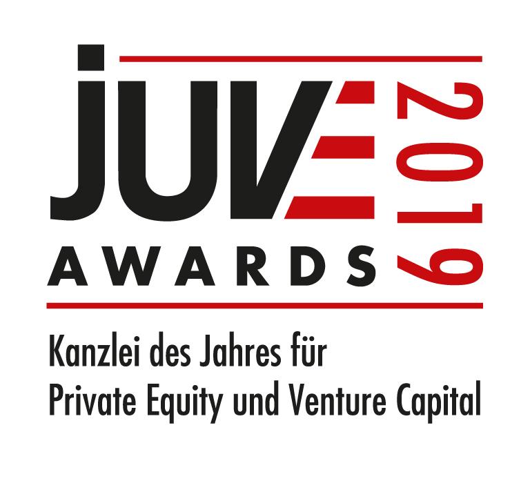 juve awards 2019 - Kirkland Ellis Kanzlei des Jahres für Private Equity und Venture Capital